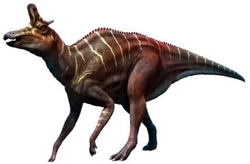 Wall Mural - Lambeosaurus