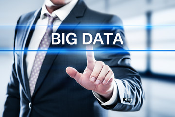Big Data Internet Information Technology Business Information Concept