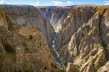 Gunnison Black Canyon, Colorado