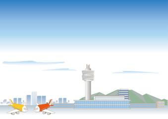空港の風景C