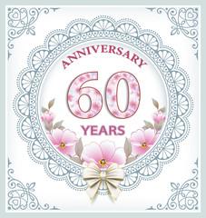 Happy birthday 60 years