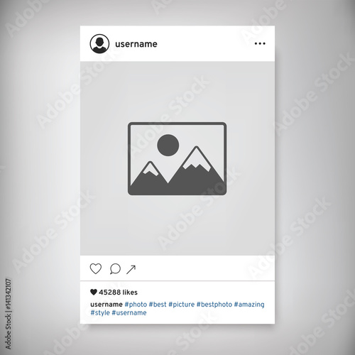 Pictures of Instagram Frame Vector - kidskunst.info