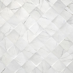 White Marble Background (3d illustration)
