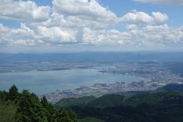 滋賀県(日本)の風景