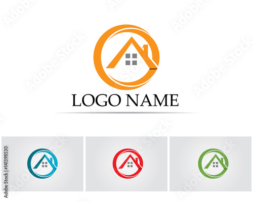 Home logo simple stock image and royalty free vector for Minimalist house logo