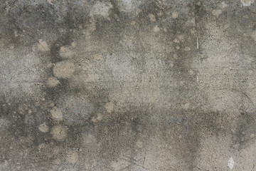 Old concrete wall with abstract pattern