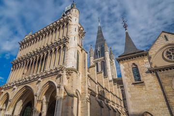 Notre Dame Kirche Dijon, Frankreich