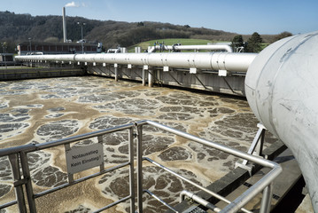Sewer Treatment Plant 7