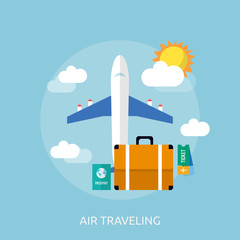 Air Traveling Conceptual Design