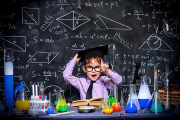 smart pre-schooler