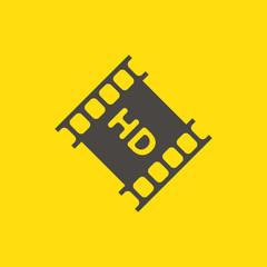 full HD icon.