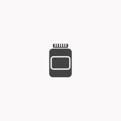 Ink icon design,clean vector