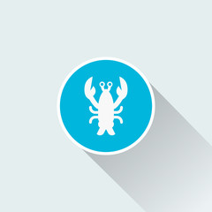 flat Lobster icon