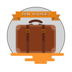 Bagage, valise  - Illustration