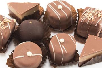 Handmade Chocolate Pralines