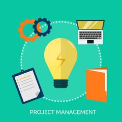 Project Management Conceptual Design