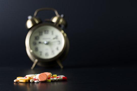 Time for medicine