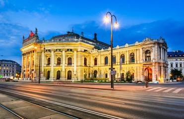 Burgteather, Vienna, Austria