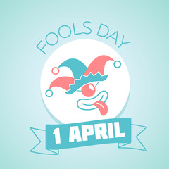 1 April Fools Day linear