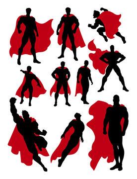 Superhero design, superman icon, costume illustration.