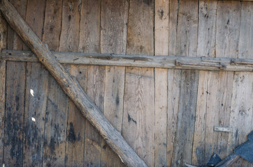 shtaket of wood for use in backgrounds and textures