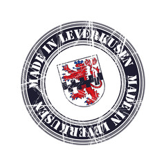 Leverkusen rubber stamp