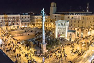 Piazza S. Oronzo Lecce