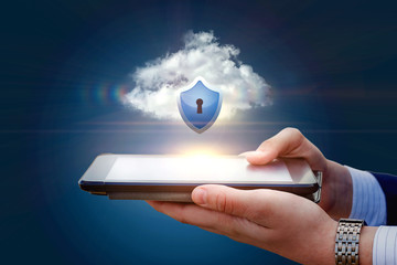 Data protection in mobile devices.