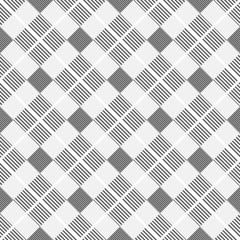 Striped geometric pattern - seamless.