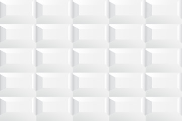 White tile ceramic texture.
