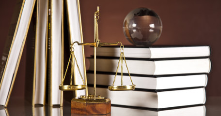 law and justice books