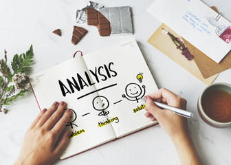 Analysis Creative Thinking Brainstorm People Concept