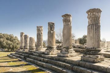 Temple of Hekate, Lagina, Turkey