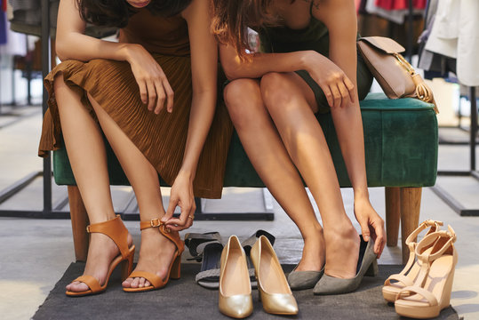 Chossing summer heels