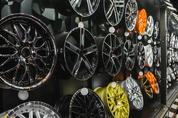 Brand new alloy wheels