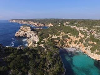 Es calo des Moro, Santanyi, Mallorca, España