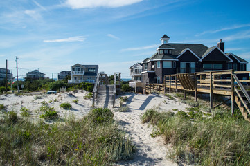 Beach Houses – Summer in the Hamptons, USA
