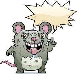 Ugly Rat Talking