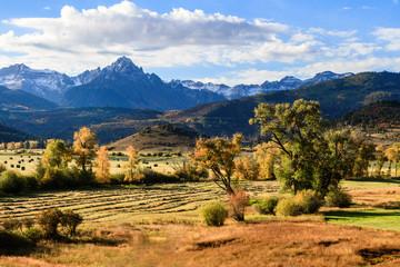 Autumn Beauty in the Colorado San Juan Mountains