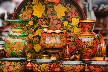 Traditional russian craft for sale