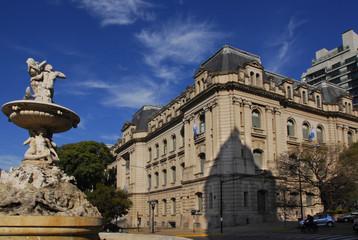 Aduana de Rosario building