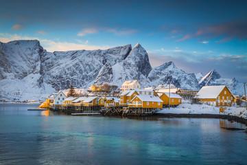 Sakrisoy, Lofoten Island, Norway