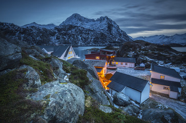 Hamm i Senja, Senja Island, Norway