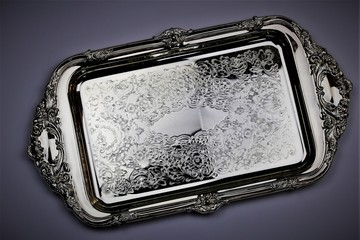 An image of a tray