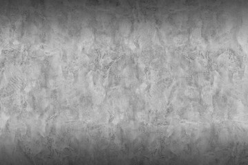 Wall Mural - design on cement and concrete wall with shadow for pattern and background