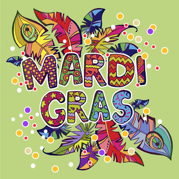 Carnaval and Mardi Gras logo