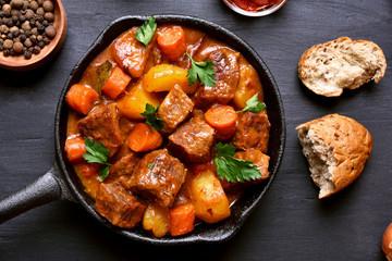 Goulash, beef stew