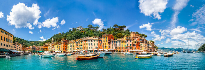 Photo sur Aluminium Ligurie Portofino