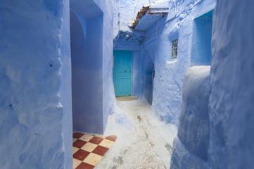 Chefchaouen, Morocco. The blue medina.
