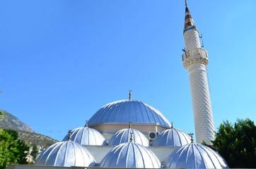 kas, mosquée